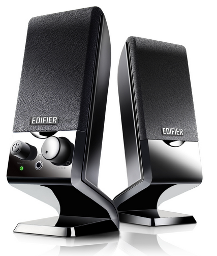 USB Speakers 2.0 Powered Compact Multimedia M1250 Edifier