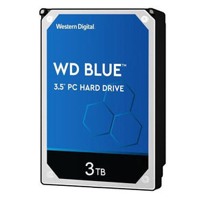 "WD 3TB BLUE 3.5"" SATA3 HDD"