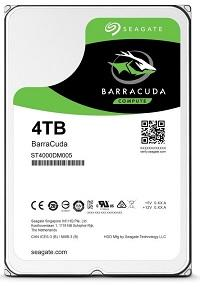 4TB BarraCuda Seagate 3.5