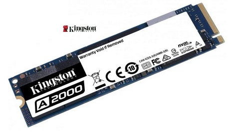 Kingston 500GB M.2 NVMe SSD