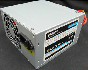 550W Besta PSU with 8mm Fan OEM.