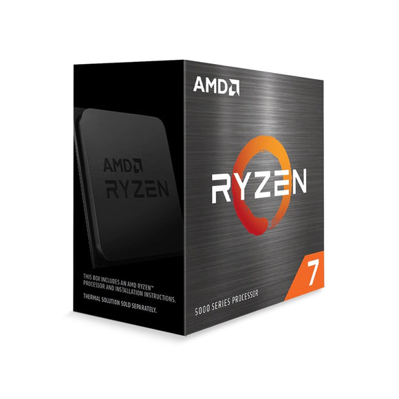 AMD AM4 Ryzen 7 5800X 8 Core 3.8Ghz CPU AM4