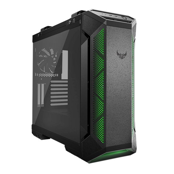 ASUS E-ATX TUF GT501 RGB Case GREY With Handle