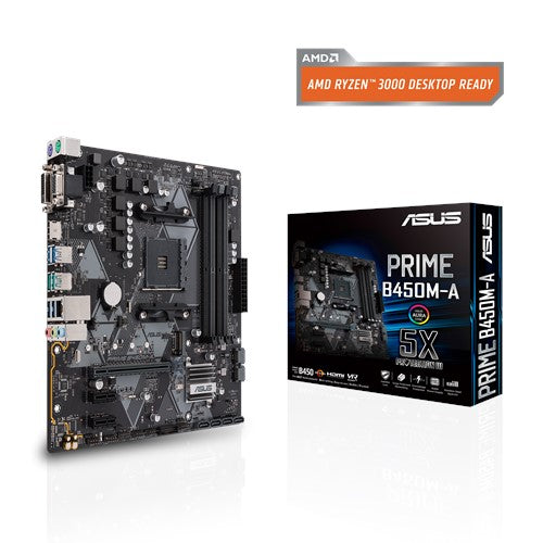 Asus PRIME-B450M-A Socket AM4