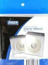 CD Paper Sleeve Single with Window (Pack of 100)