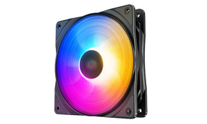 Deepcool 12CM FAN Preset Purple/Blue/Orange LED Combination