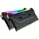 Corsair Vengeance RGB Pro 3200MHz 16GB Kit (2x8GB) DDR4 Black Heat spreader