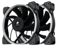 Corsair AF120 Low-Noise, High Airflow 12CM Fan- Quiet Edition. Dual Pack
