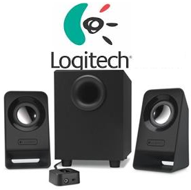 Logitech Z213 2.1 Multimedia PC Speakers
