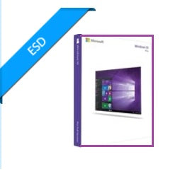 WIN PRO 10 ESD 64Bit + 32Bit. (Electronic Software Download)