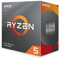AMD AM4 Ryzen 5 3600 Six Core 3.6GHz 65W CPU
