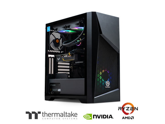 Thermaltake Gaming PC - Genesis Xtreme - AMD