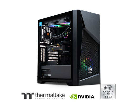 Thermaltake Gaming PC - Genesis Xtreme - Intel