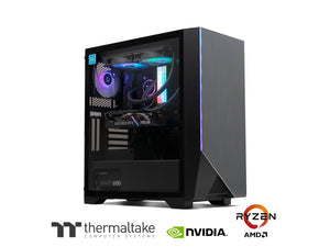 Thermaltake Gaming PC - Rapture - AMD