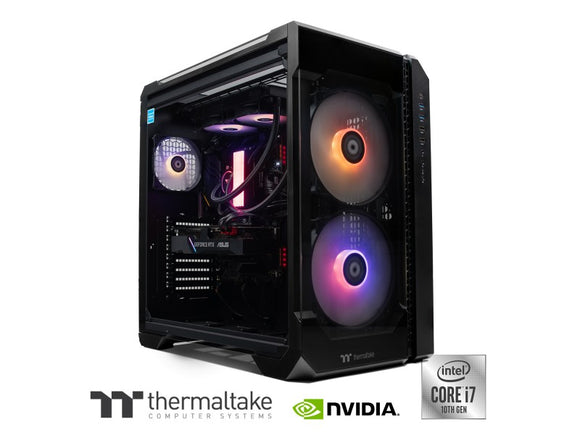 Thermaltake Gaming PC - Rapture Pro - Intel