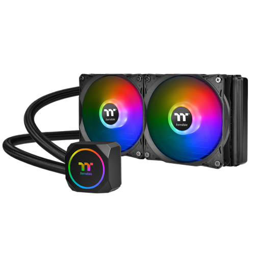Thermaltake TH240 (2x 120CM) ARGB AIO Liquid CPU Cooler Sync Edition. PreOrder