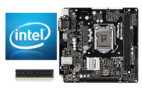 Intel CPU Motherboard RAM Bundle - SPECIAL!!