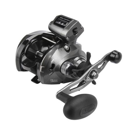 Okuma Convector Low-Profile Line Counter Reel