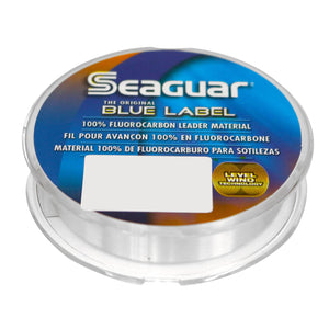 Seaguar Blue Label Fluorocarbon Leader Material