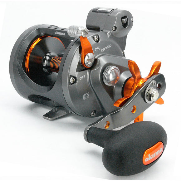 Okuma Coldwater Line Counter Reel