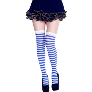 StripeSocks1911-Blue