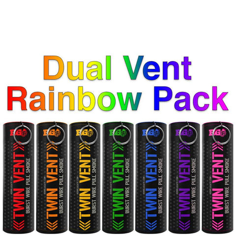 Dual Rainbow Pack - SmokyBombs