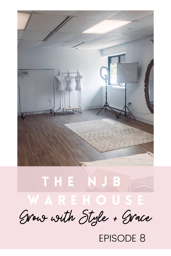 Podcast Episode 8: NJB Warehouse