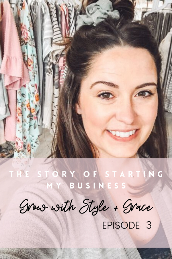 Podcast Episode 3: Starting my Business