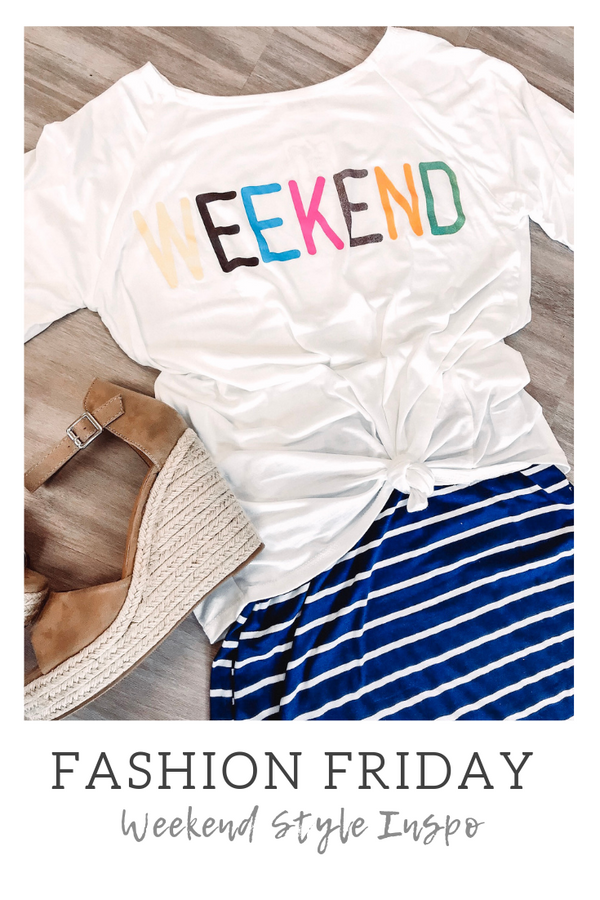 Fashion Friday | Weekend Outfit Inspo