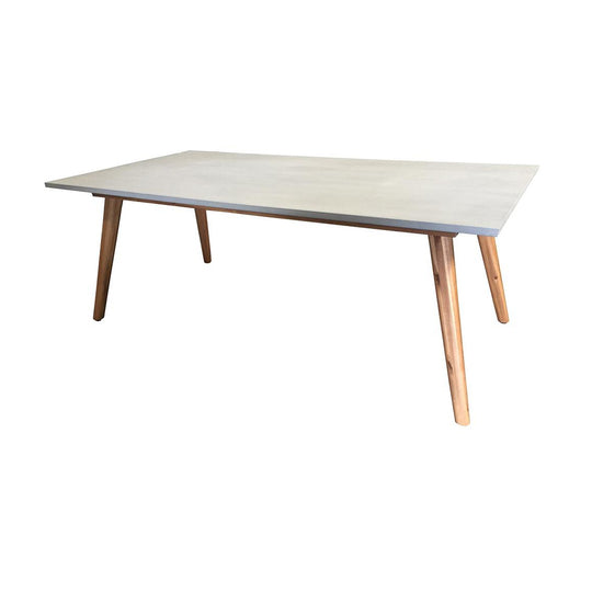 Euro Italia Power Concrete table - 200cm