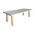 Euro Italia Concrete Table - 240cm