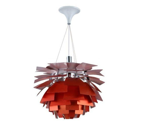 Artichoke Lamp Rose Gold