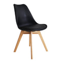 Eames Oslo Roxy Chair Black
