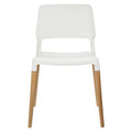 Mack Dining Chair - White
