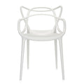White Philippe Stark Masters Chair