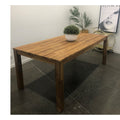 240cm Euro Italia Timber Table