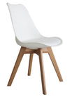 Oslo Roxy Chair White