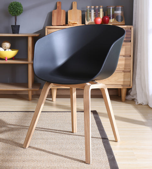 Macey Dining Chair Black