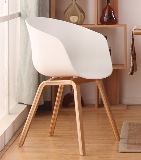 Macey Dining Chair White
