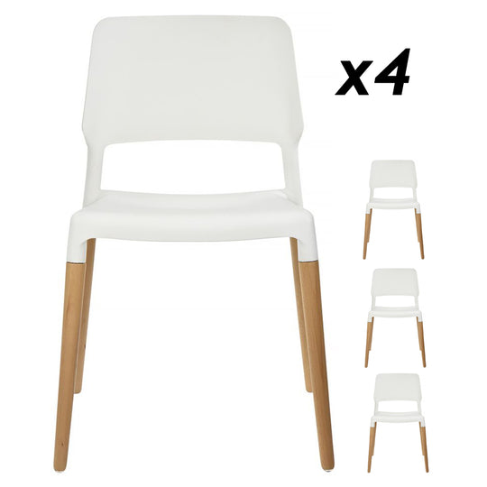 Mack Dining Chair White Package