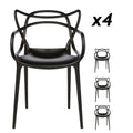 Masters Chair Package Black