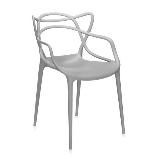 Replica Philippe Starck Masters Chair Side Angle