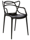 Philippe Stark Masters Chair Black Side