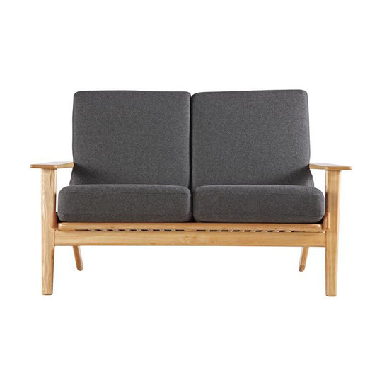 Plank Chair 2 Seater