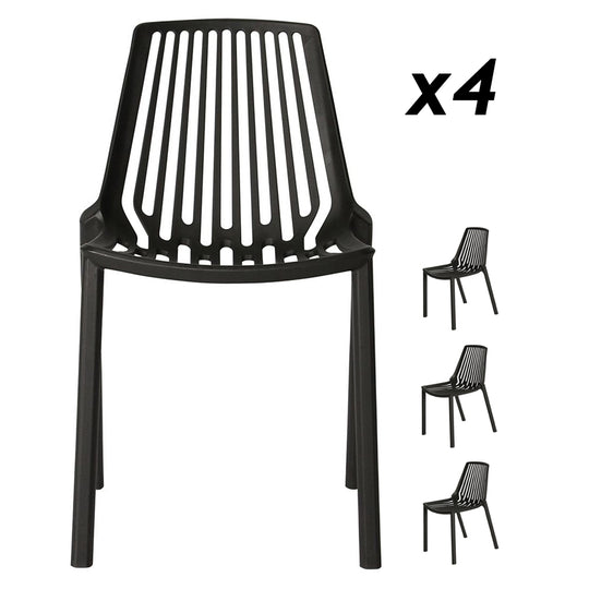 Sawyer Dining Chair - Black