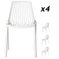 Sawyer Dining Chair White