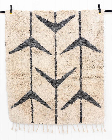 Rug - Arrowhead- Cotton - 120x180