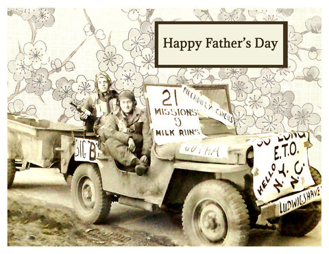 Occasion -- Dad Jeep
