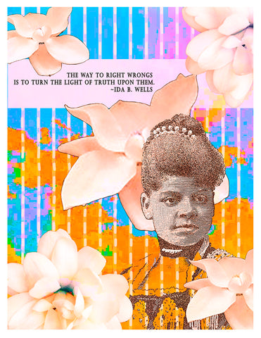 Boxed Notecards -- Ida B. Wells Light of Truth