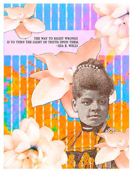 Photograph -- Ida B. Wells Light of Truth